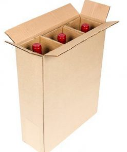 how to ship thre bottles of wine